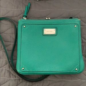 Green Nine West Purse